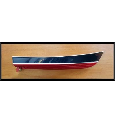 Bruckmann Blue Star 36.6 custom half hull