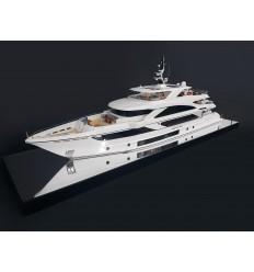 Majesty 140 custom model