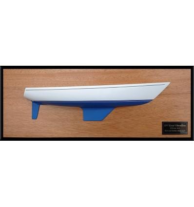 Ericson 34-2 custom half hull