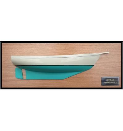 Island Packet IP29 custom half hull