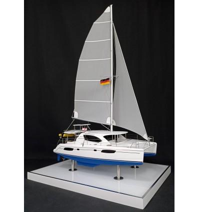 Leopard 44 Catamaran custom model