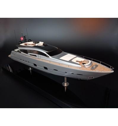 Pershing 108 custom model