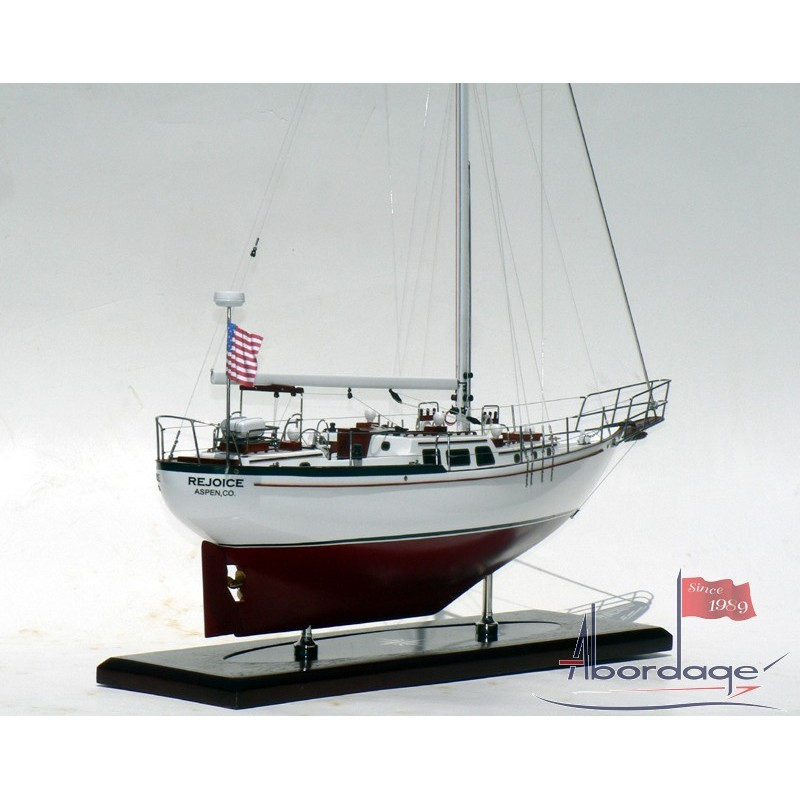 Westsail Collectible Handcrafted Scale Custom Models