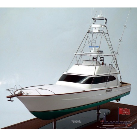 "Merritt Sportfish 58 ""Mary Agnes"" Model by Abordage"