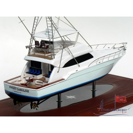 "Bertram 670 ""Sweet Caroline"" Model by Abordage"