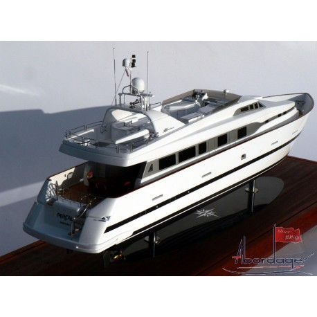 "Azimut 96 ""Percal"" Model by Abordage"