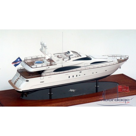 Azimut 100 Model by Abordage