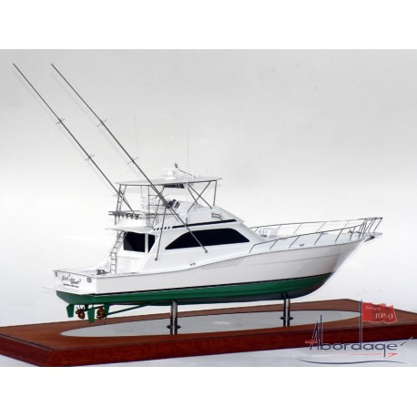 "Viking 50 ""Reel Affair"" Model by Abordage"