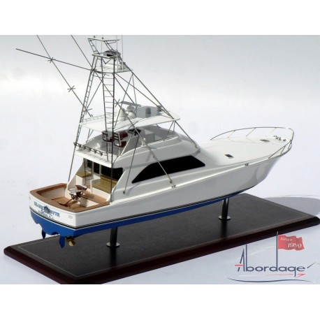"Viking 68 ""Shark Byte"" Model by Abordage"