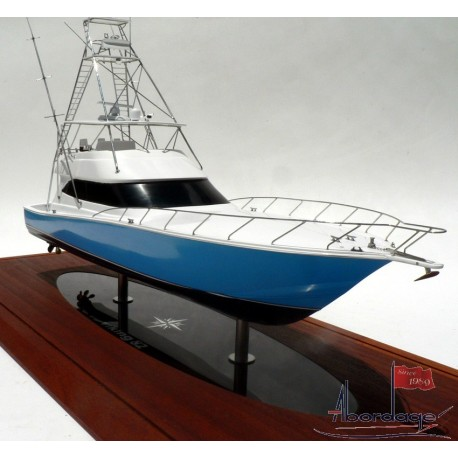 Viking 82 Convertible Model by Abordage