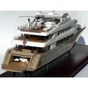 "Trinity Yachts Hull No. T-043 ""Mine Games"" Tri-Deck Motor Yacht. 196'"
