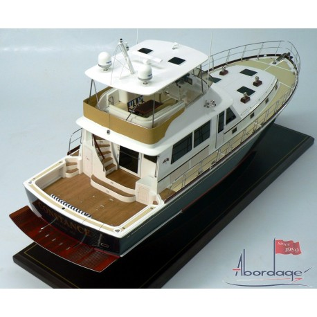 """Grand Banks Eastbay 58 """"Constance"""" Model by Abordage"""
