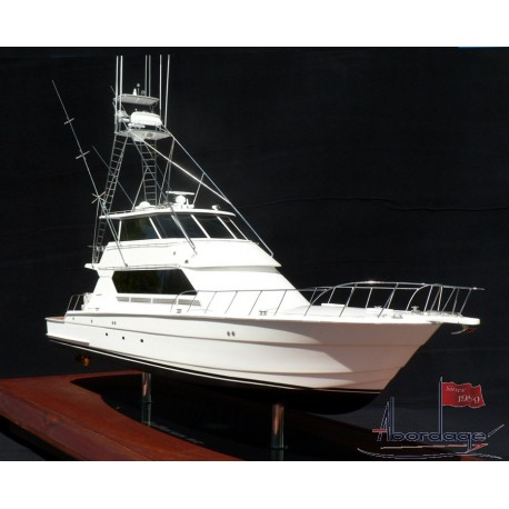 "Hatteras 82 ""Traders Hill"" Model by Abordage"