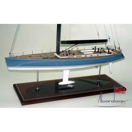 "Nautor Swan 82 ""Favonius"" Model by Abordage"
