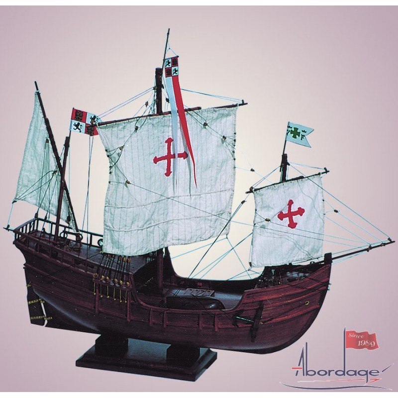 La Pinta Christopher Columbus Favorite Caravel Ship Model