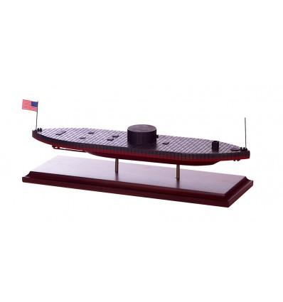 USS Monitor 1862