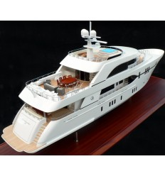 Ocean Alexander Megayacht 120
