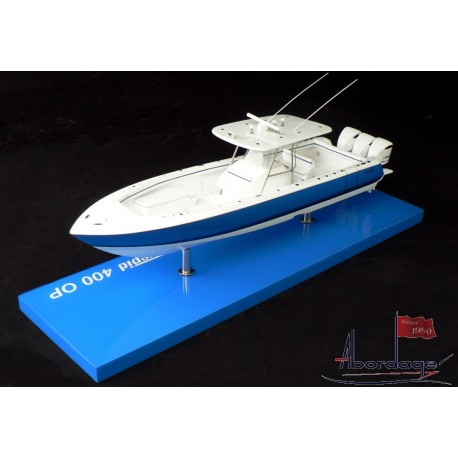 Intrepid 400 Open Model by Abordage