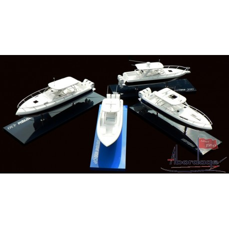 Intrepid Powerboats-Models by Abordage