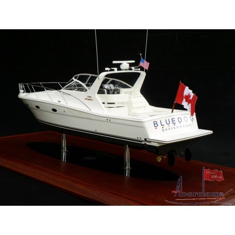 "Tiara 3500 Open ""Blue Dog"" Model built by Abordage"