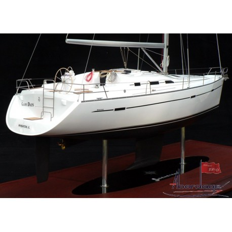 Beneteau 393 Model built by Abordage