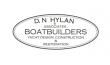 Manufacturer - D.N. Hylan & Assoc. Boatbuilders