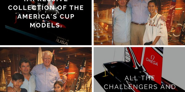 Bill Koch's Impressive Collection of the America's Cup