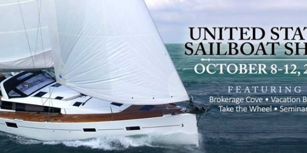Find us at the Annapolis Sail Boat Show October 8-12, 2015 and get a FREE SHIPPING!*